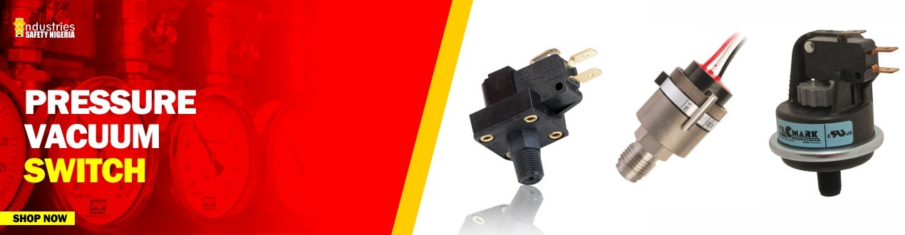Pressure & Vacuum Switches