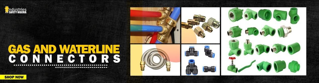 Gas & Waterline Connectors