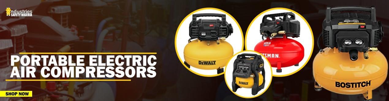 Portable Electric Air Compressors