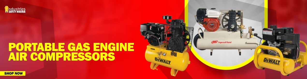 Portable Gas Engine Air Compressors