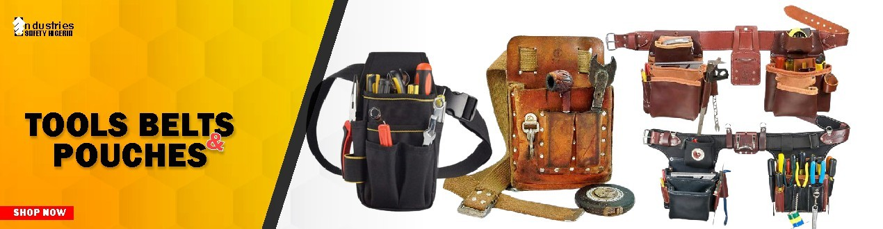 Tools Belts & Pouches