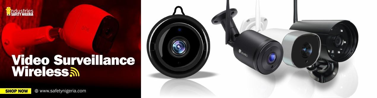 Video Surveillance Wireless