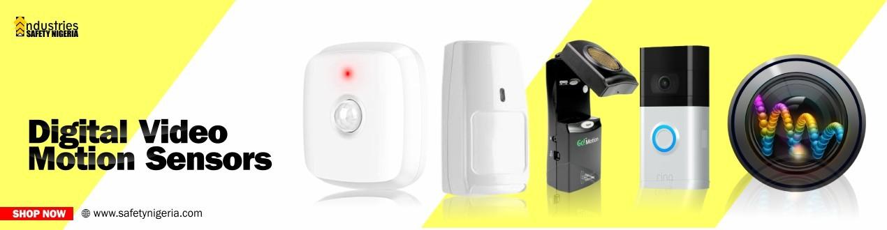 Digital Video Motion Sensors