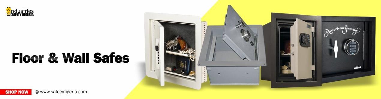 Floor & Wall Safes
