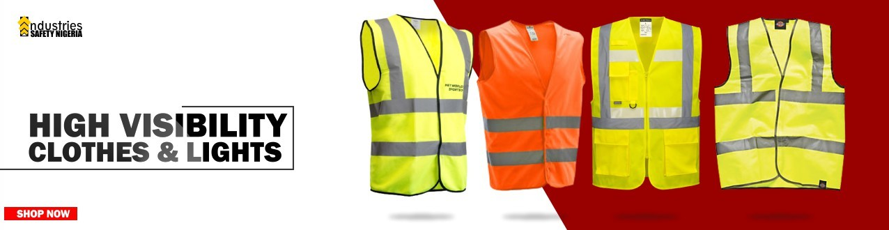 High Visibility Clothes & Lights