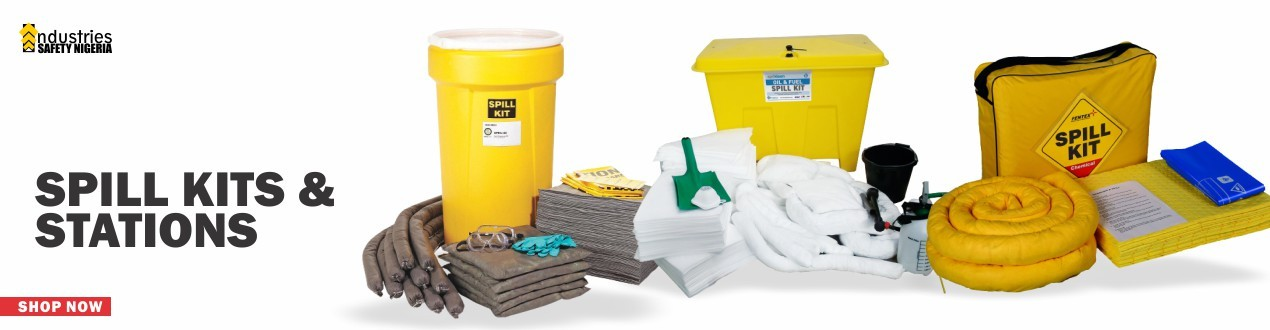 Spill Kits & Stations