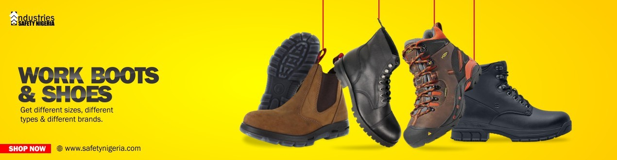 Work Boots & Shoes