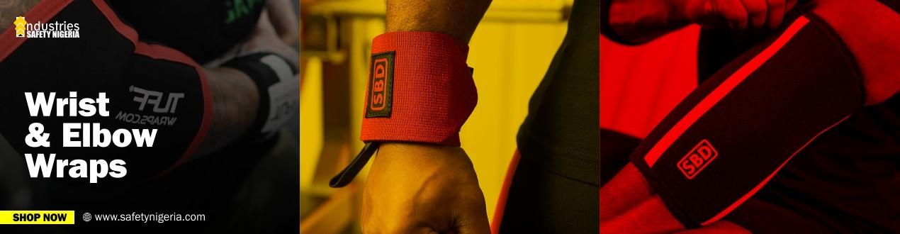 Wrist & Elbow Wraps