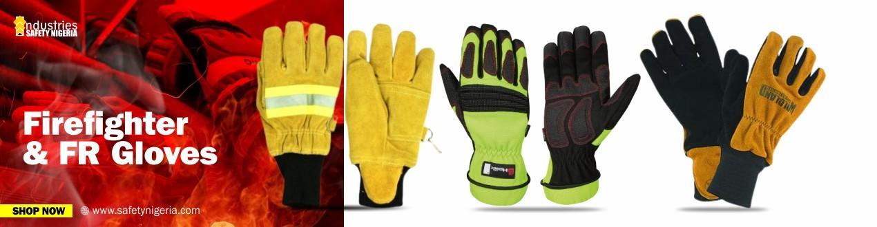 Firefighter & FR Gloves