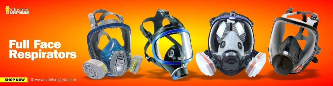 Full Face Respirators