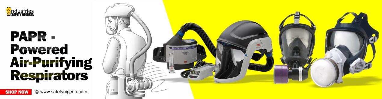 PAPR - Powered Air-Purifying Respirators