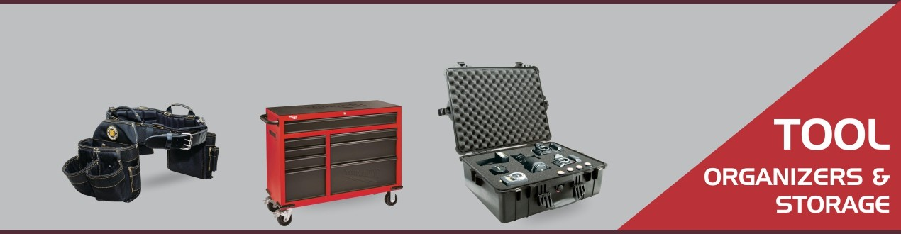 Tool Organizers/Storage
