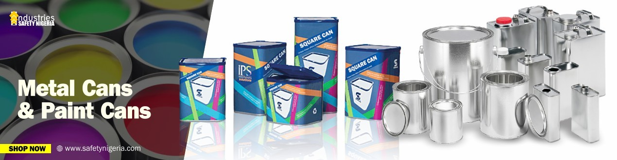 Metal Cans & Paint Cans