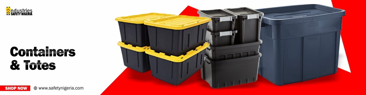 Containers & Totes