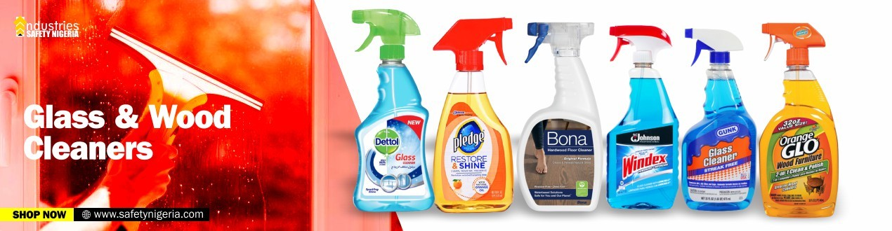 Glass & Wood Cleaners