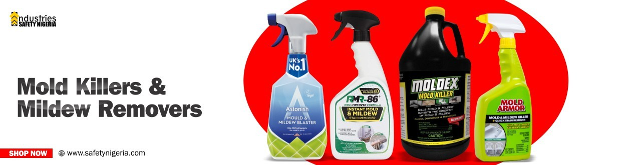 Mold Killers & Mildew Removers