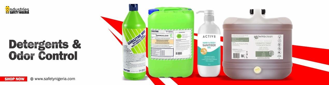 Detergents & Odor Control