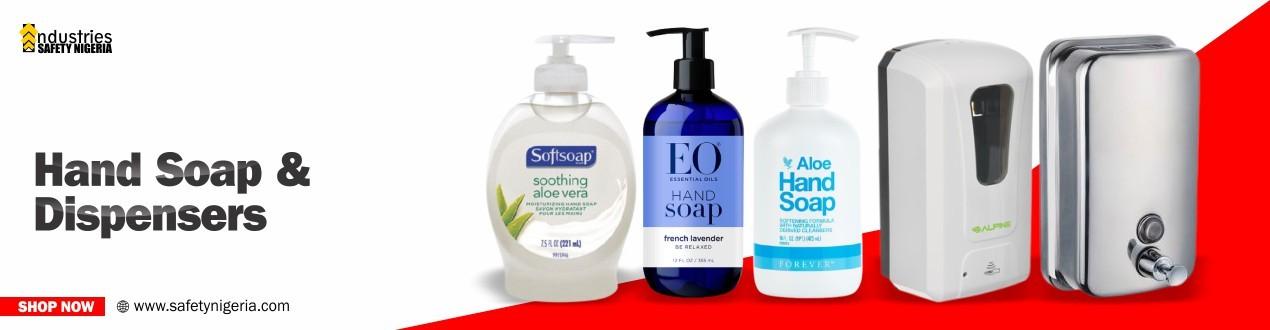 Hand Soap & Dispensers