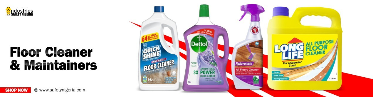Floor Cleaner & Maintainers
