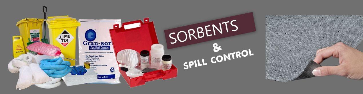 Sorbents & Spill Control