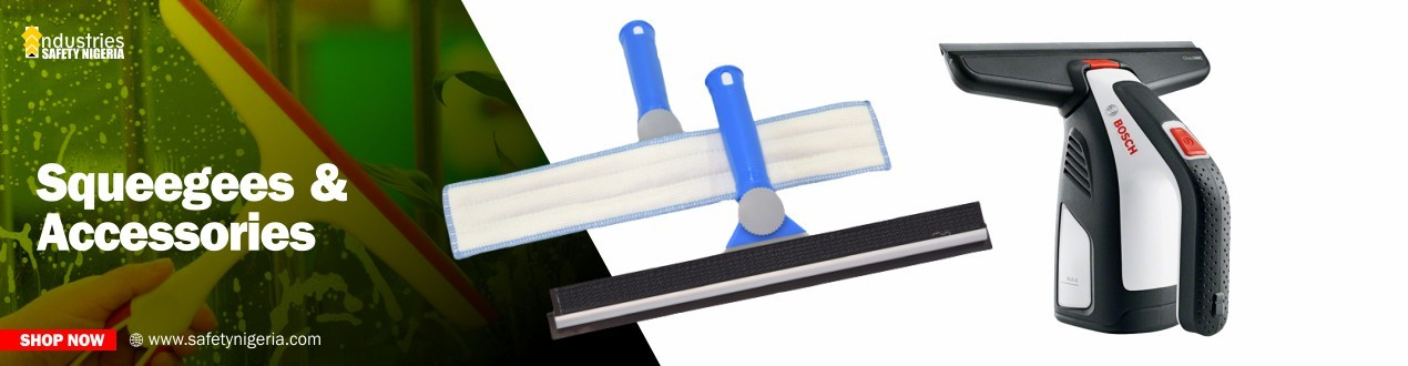 Squeegees & Accessories