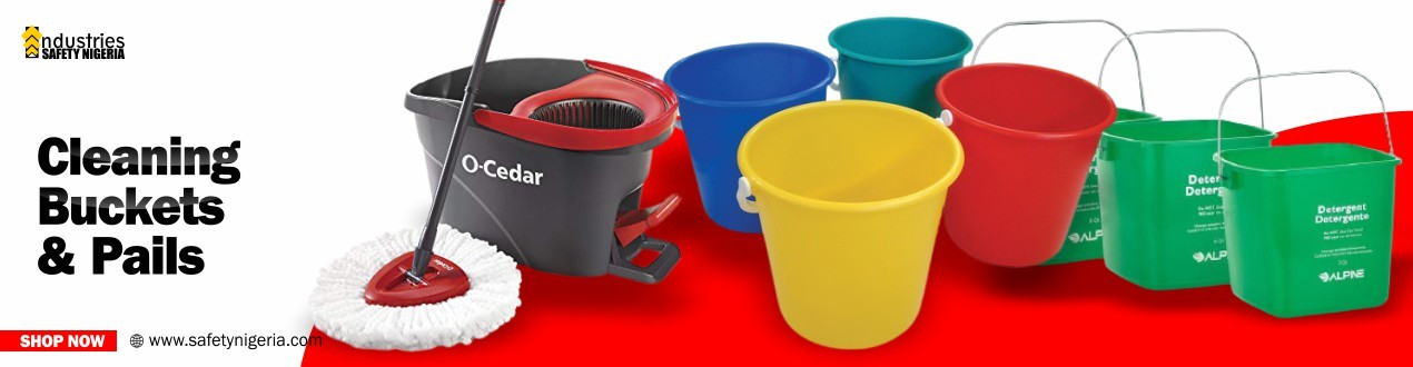 Cleaning Buckets & Pails