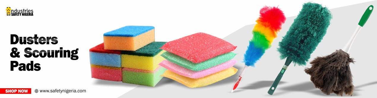 Dusters & Scouring Pads