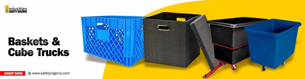 Baskets & Cube Trucks