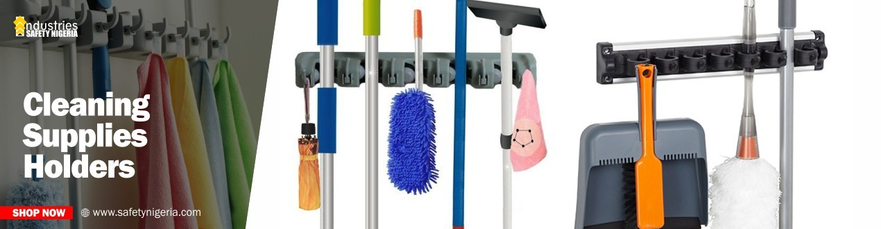 Cleaning Supplies Holders