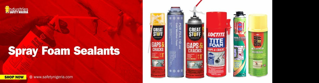 Spray Foam Sealants