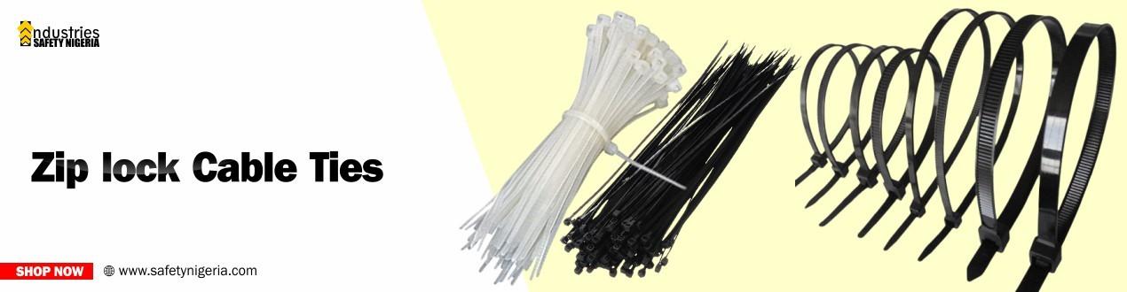 Zip lock Cable Ties