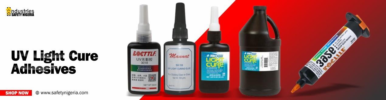 UV Light Cure Adhesives