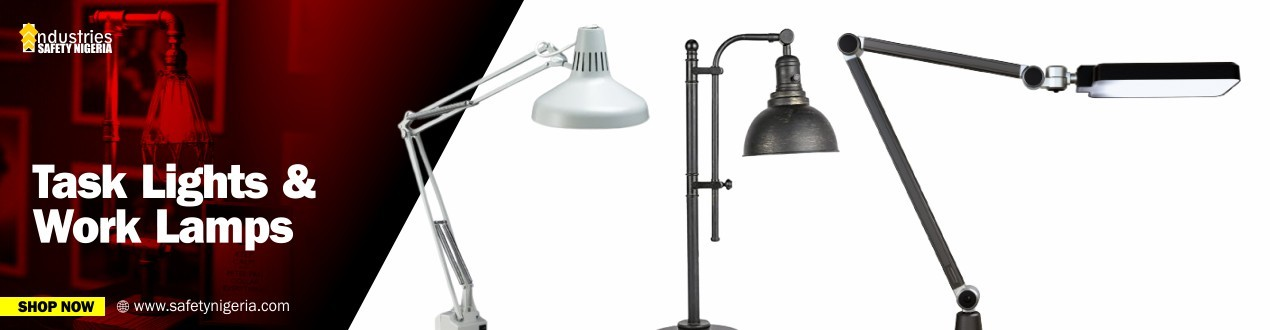 Task Lights and Work Lamps