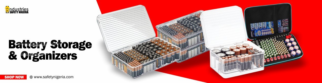 Battery Storage & Organizers