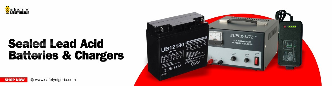 Sealed Lead Acid Batteries & Chargers