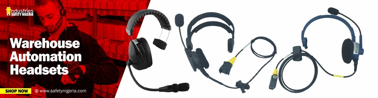 Warehouse Automation Headsets