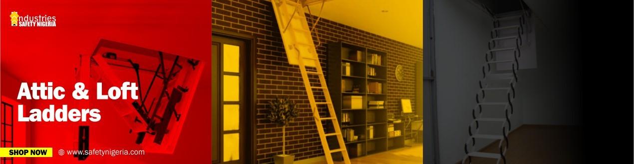Attic & Loft Ladders