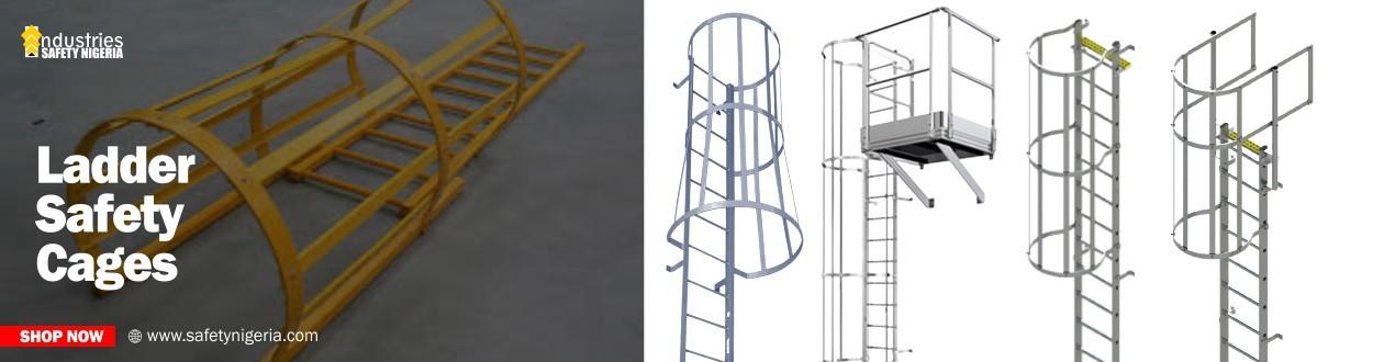 Ladder Safety Cages