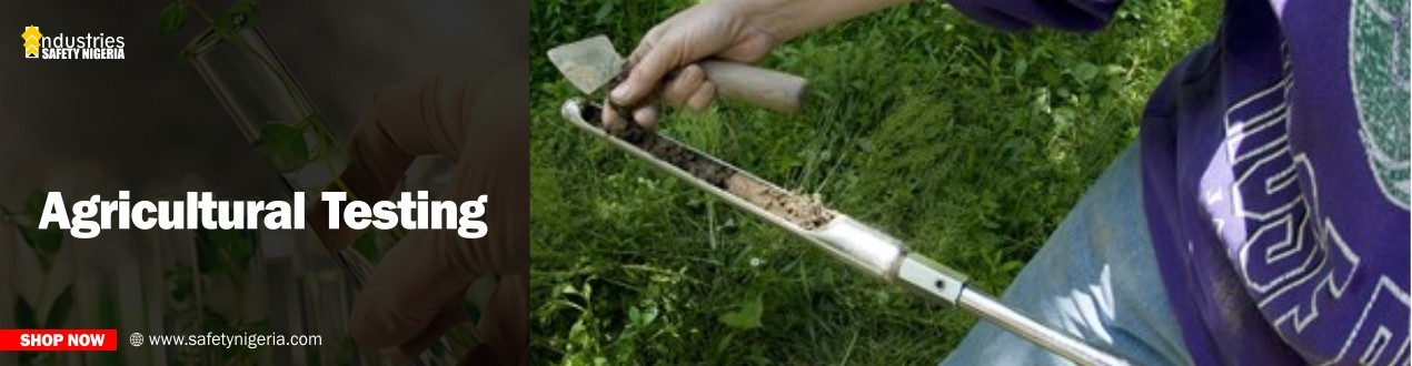 Agricultural Testing