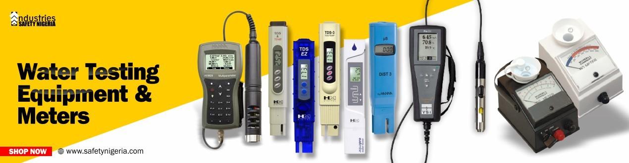 Water Testing Equipment and Meters