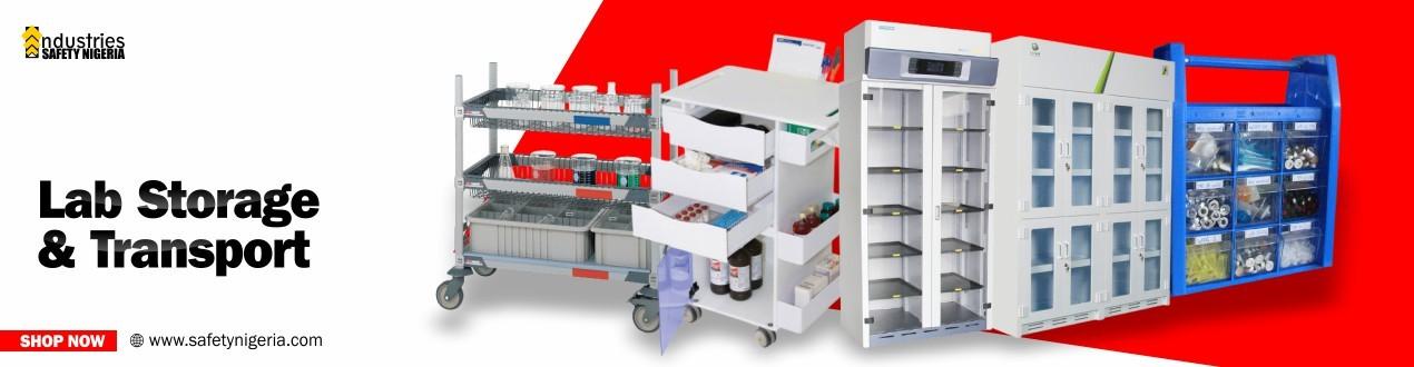 Lab Storage and Transport