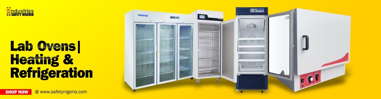 Lab Ovens, Heating and Refrigeration