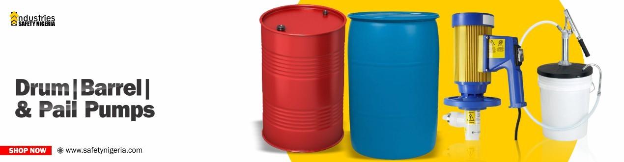 Drum, Barrel, & Pail Pumps