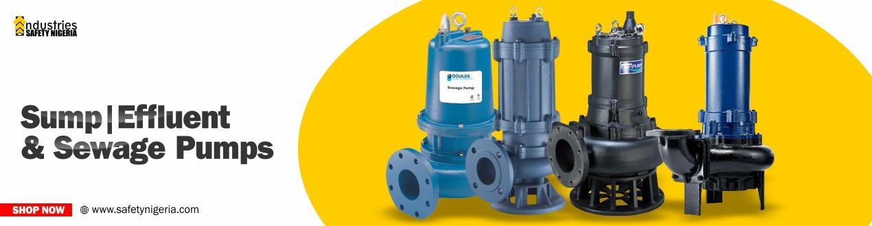 Sump, Effluent and Sewage Pumps
