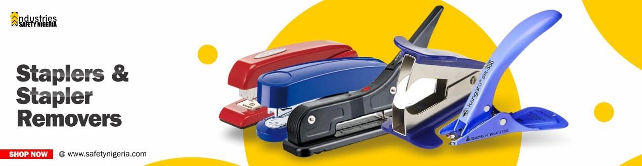 Staplers & Stapler Removers