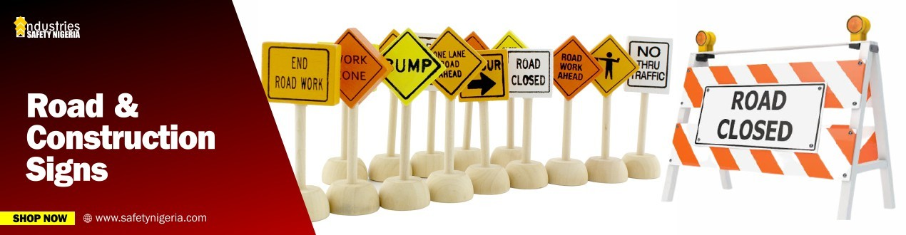 Road & Construction Signs