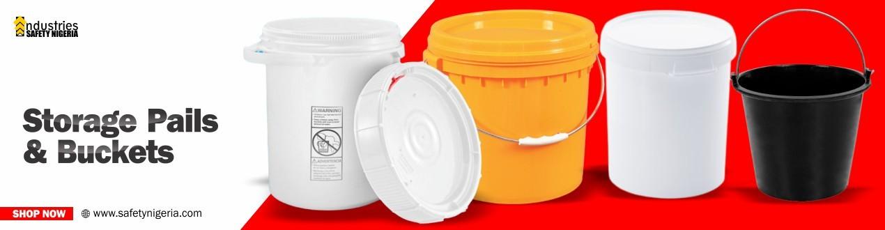 Storage Pails & Buckets