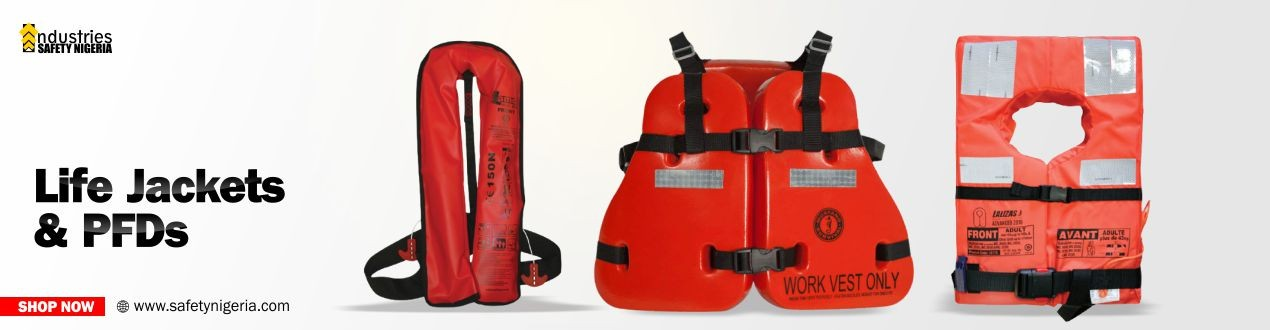Life Jackets and PFDs