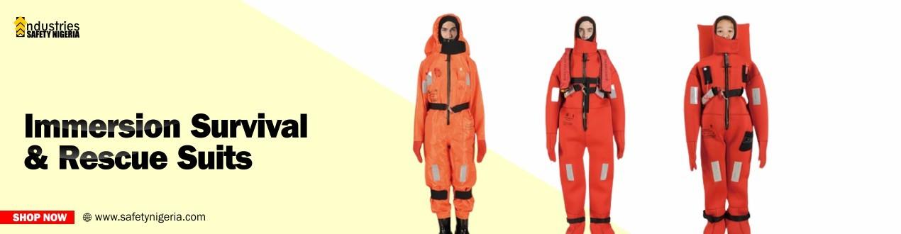 Immersion Survival & Rescue Suits