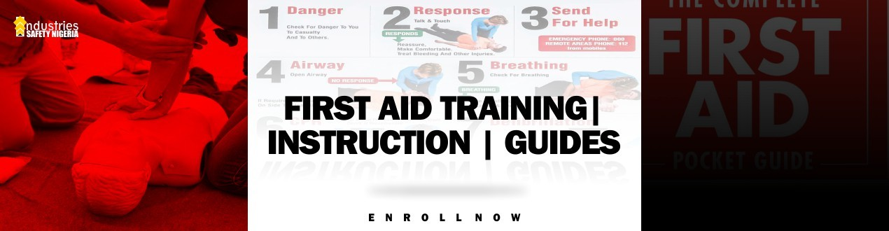 First Aid Training, Instruction, Guides